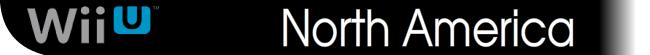 Wii U North America