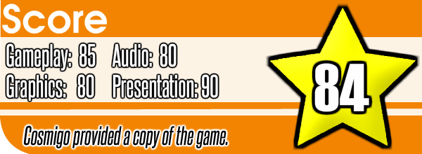 2048 Review Score