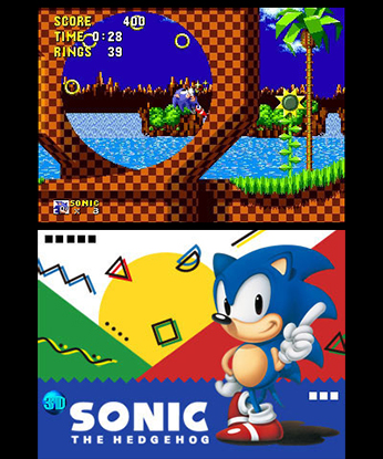 3D Sonic The Hedgehog Gameplay