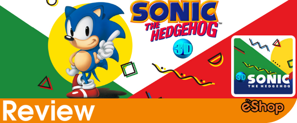 3D Sonic The Hedgehog Review (3DS eShop)