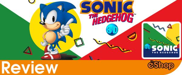 3D Sonic The Hedgehog Review (3DS eShop)