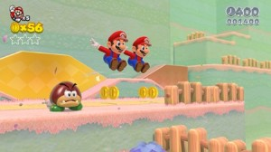 Super Mario 3D World Gameplay