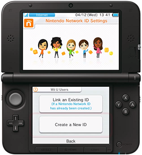 3DS Nintendo Network ID