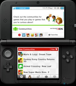 Nintendo 3DS System Update