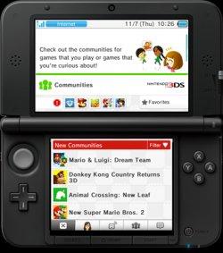 Nintendo 3DS System Update