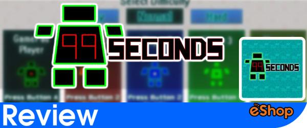 99Seconds Review (Wii U)