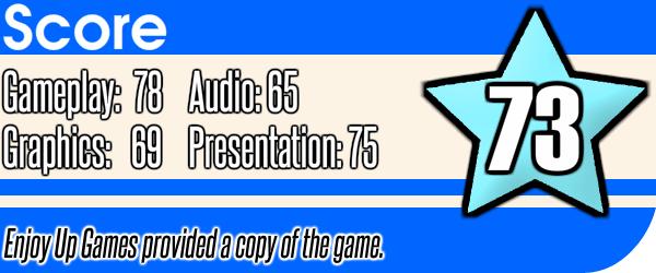 99Seconds Review Score (Wii U)