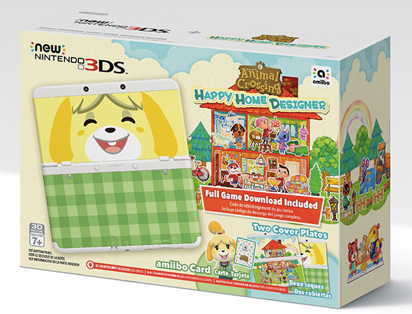 Animal Crossing Happy Home Designer Bundle
