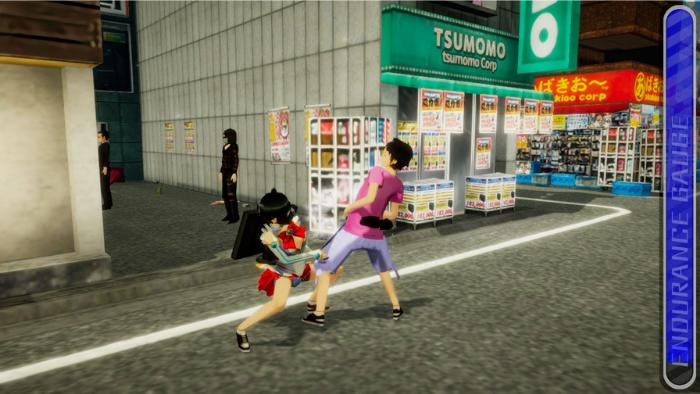 Akiba's Trip Hellbound and Debriefed gameplay