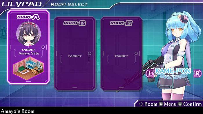 Amayo's Room in Gun Gun Pixies
