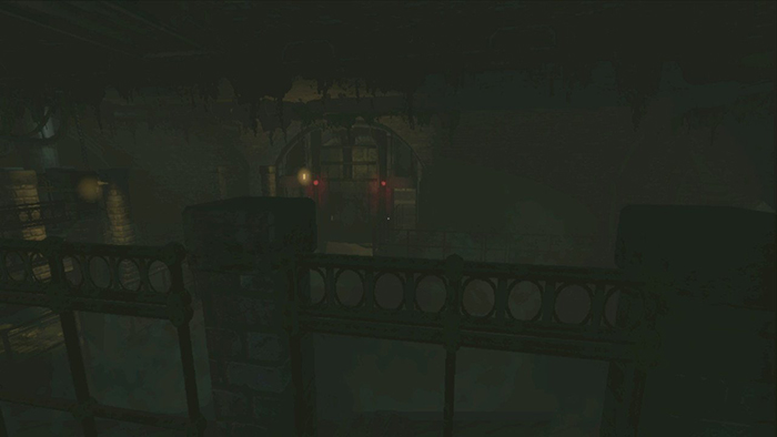 Dark Corridor in Amnesia Collection