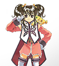 Anise Tatlin from Tales of the Abyss