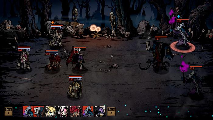 Mistover Battle