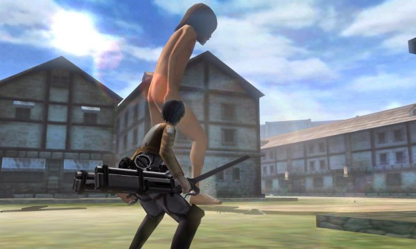 Attack on Titan: Humanity in Chains Gameplay