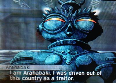 Arahabaki - Shin Megami Tensei IV: Apocalypse