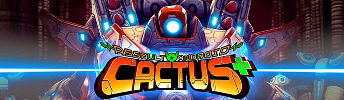 Assault Android Cactus+ Review (Nintendo Switch)