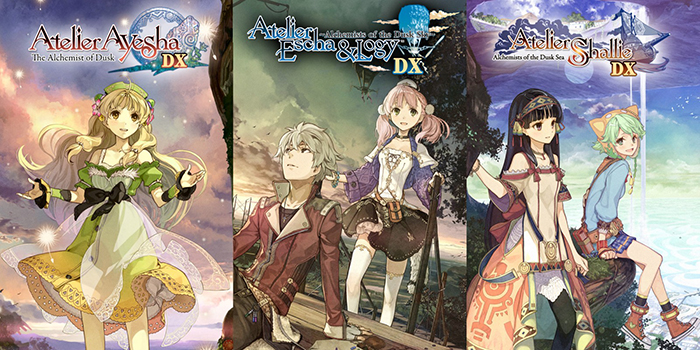 Getting Started With Atelier Dusk Trilogy Deluxe