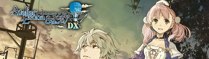 Atelier Escha & Logy: Alchemists of the Dusk Sky DX Review (Nintendo Switch)