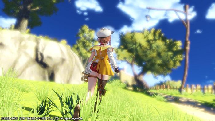 Atelier Ryza 2: Lost Legends & the Secret Fairy Cutscene