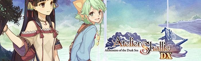 Atelier Shallie: Alchemists of the Dusk Sea DX Review