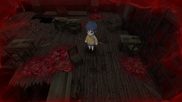 Corpse Party Blood Drive Review Nintendo Switch