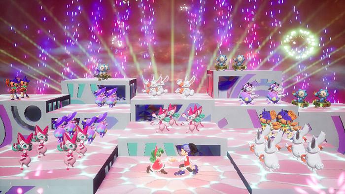 Balan Wonderworld Dance Scene