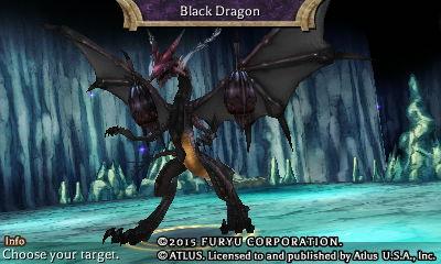 Black Dragon - The Legend of Legacy