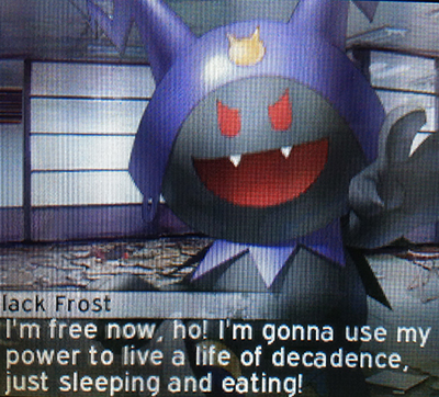 Black Frost - Shin Megami Tensei IV: Apocalypse