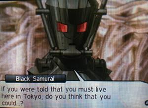 Black Samurai - Shin Megami Tensei IV
