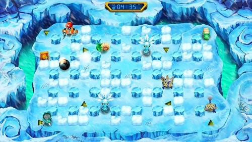 Bombing Bastards Gameplay (Wii U)