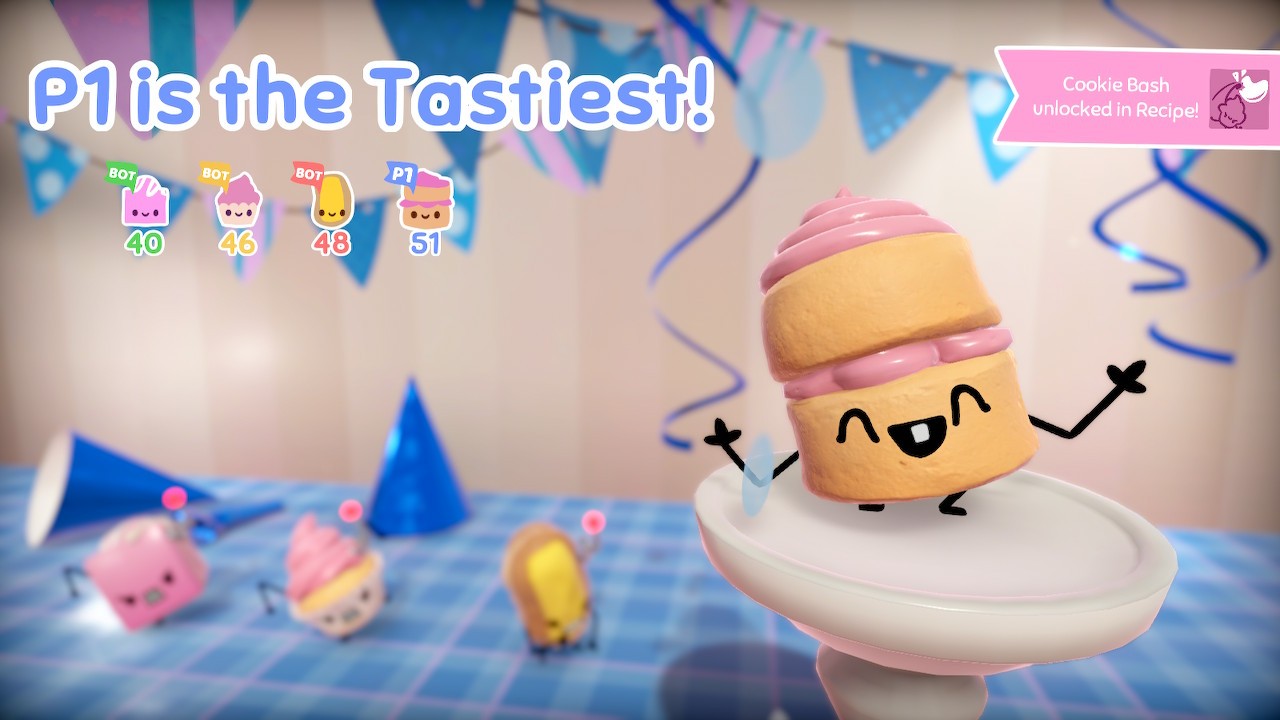 Cake Bash Gameplay