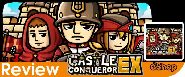 Castle Conqueror EX (3DS eShop) Review