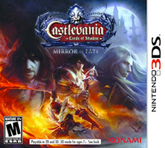 Castlevania: Lords of Shadow – Mirror of Fate Game Box Cover Art