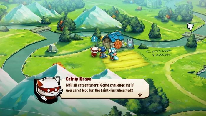 Cat Quest Side Quest