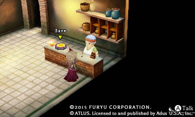 Changing party members in The Legend of Legacy