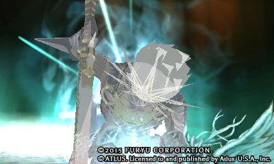 Cherubim defeated in The Legend of Legacy