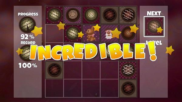 Tilielicious: Delicious Tiles Gameplay