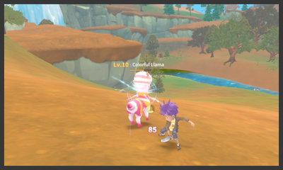 Combat in My Time At Portia