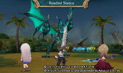 Countering Green Dragon - The Legend of Legacy