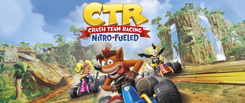 Crash Team Racing: Nitro-Fueled Review