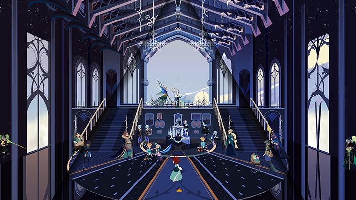 Cris Tales Mansion
