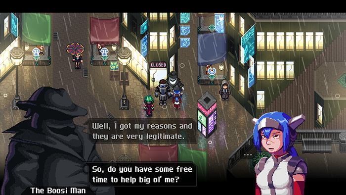 CrossCode Quest