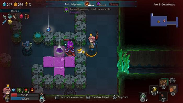 Crown Trick Gameplay
