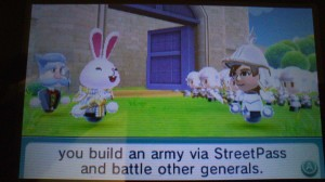 StreetPass Battle 2