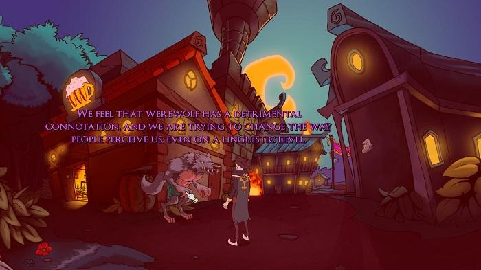 Voice Acting in Darkestville Castle