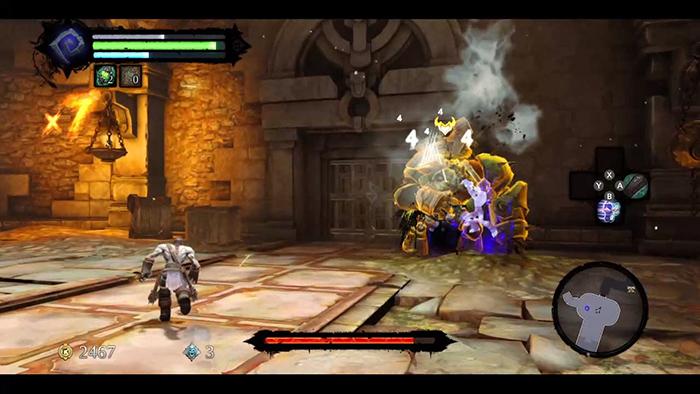 Darksiders 2 Gameplay