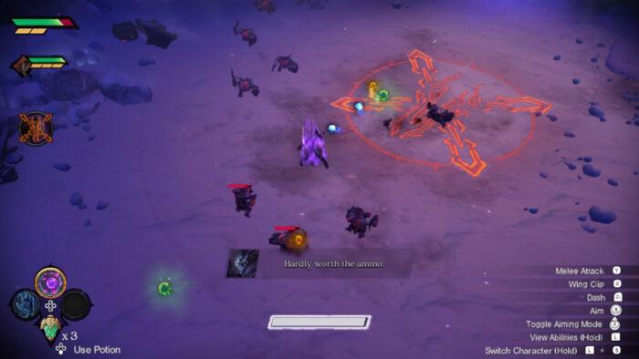 Darksiders Genesis Combat