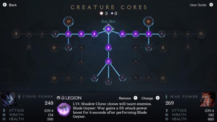 Darksiders Genesis Creature Cores