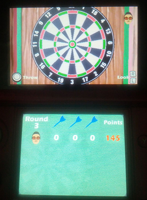 Darts Up 3D Gameplay