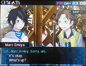 Devil Survivor 2 Record Breaker Skipping Conversation